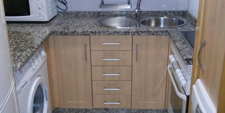cocina office incluye todos electrodomésticos incluso lavavajillas y horno