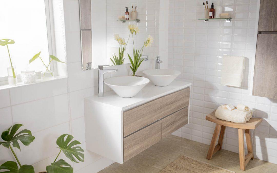 Pequeñas reformas para dar un nuevo aire al baño y dormitorio